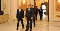 Заседание Совета руководителей органов безопасности и спецслужб стран-участниц СНГ
