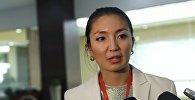 Айнур Айыпханова, Генеральный директор РГП на ПХВ Республиканский центр развития здравоохранения