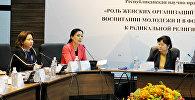 Айнұр Әбдірәсілқызы, орталық директоры