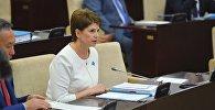 Депутат сената Ольга Перепечина
