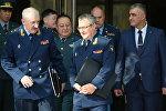 Заседание Военного комитета ОДКБ