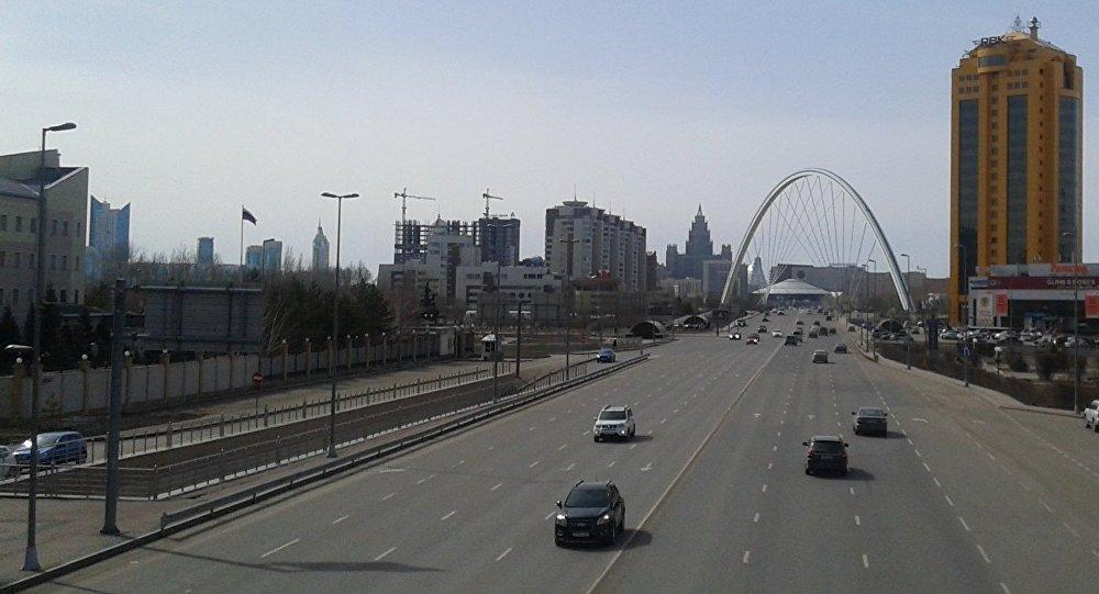 Астанадағы көпір