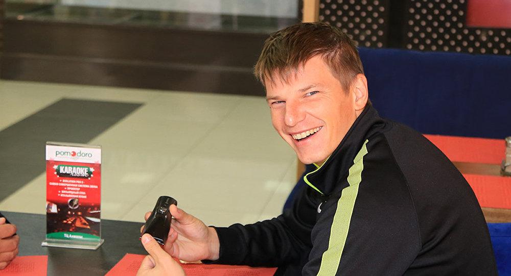 Андрей Аршавин вошел вчисло наилучших футболистов планеты, неигравших наЧМ