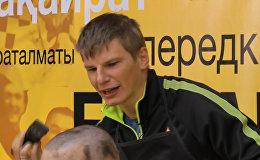 Журналист принял постриг от Аршавина