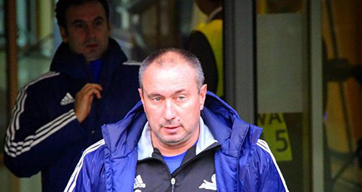 Астана футбол клубының бас бапкері Станимир Стойлов