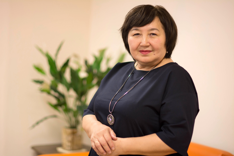 Гульнара Доскажанова Управление по оказанию информационно-консультационных услуг в социально-трудовой сфере