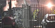 Вертолет, принадлежащий президенту футбольного клуба Лестер, разбился близ стадиона клуба в Англии
