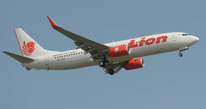 Lion Air ұшағы, архивтегі фото