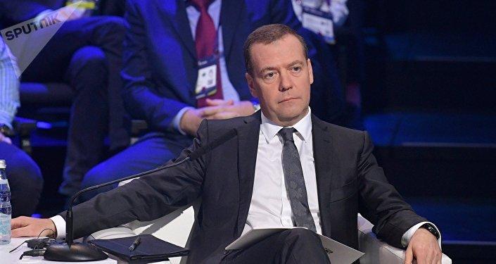 РФ премьер-министрі Дмитрий Медведев