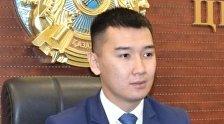 Официальный представитель комитета по чрезвычайным ситуациям Нурсултан Нурахметов