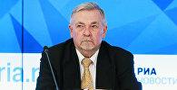 Представитель департамента экономического сотрудничества Исполнительного комитета СНГ Андрей Кушниренко