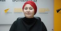 Организатор форума, психолог, эксперт в области бизнес образования и основатель Metropolitan Business School Айнагуль Ахметова