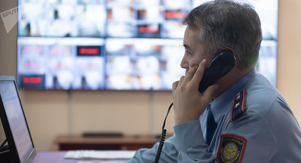В районных управлениях полиции Алматы заработали фронт-офисы