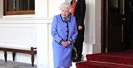 Королева Елизавета, архивное фото
