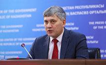 Бывший вице-министр энергетики Анатолий Шкарупа