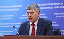 Вице-министр энергетики РК Анатолий Шкарупа