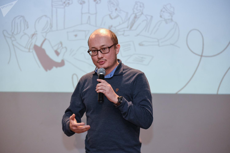 Соучредитель Urban Forum Kazakhstan Адиль Нурмаков