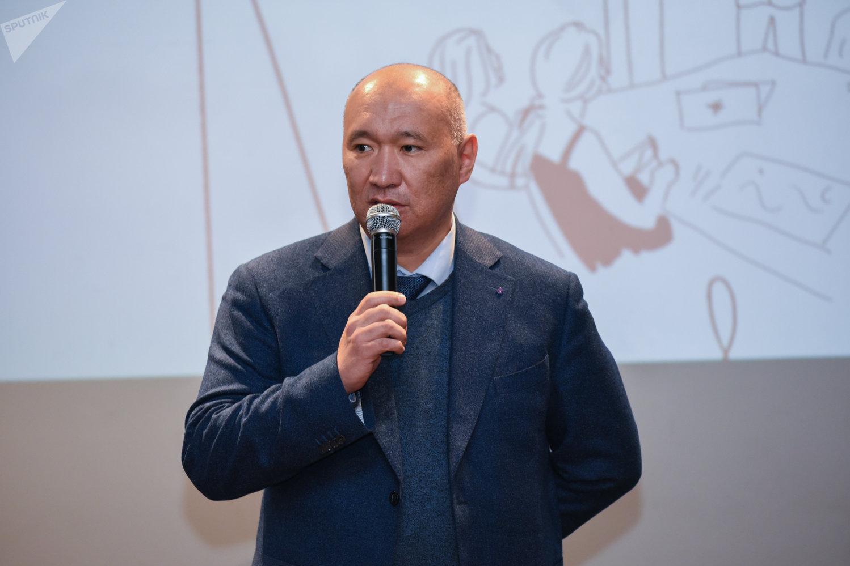 Заместитель руководителя управления архитектуры и градостроительства Алмасхан Ахмеджанов