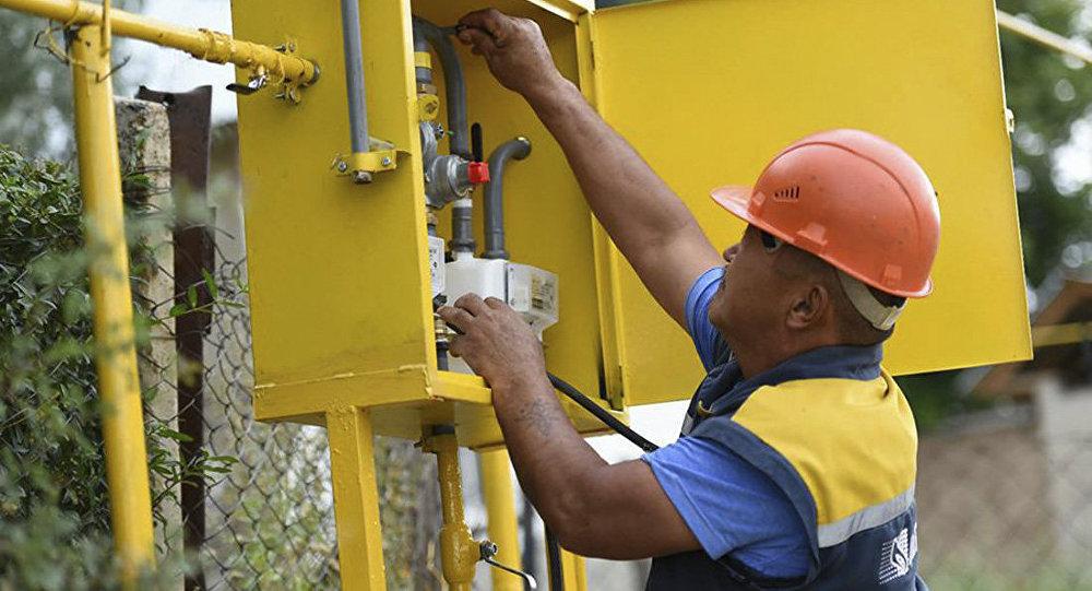 Подключение к сети газоснабжения