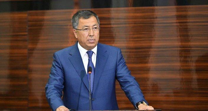 Жансеит Туймебаев