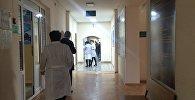 Архивное фото больницы
