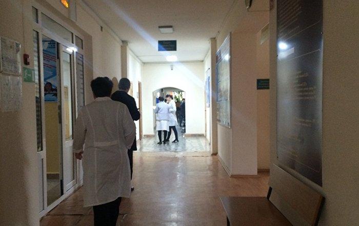 Запись в 1 гор больницу регистратура