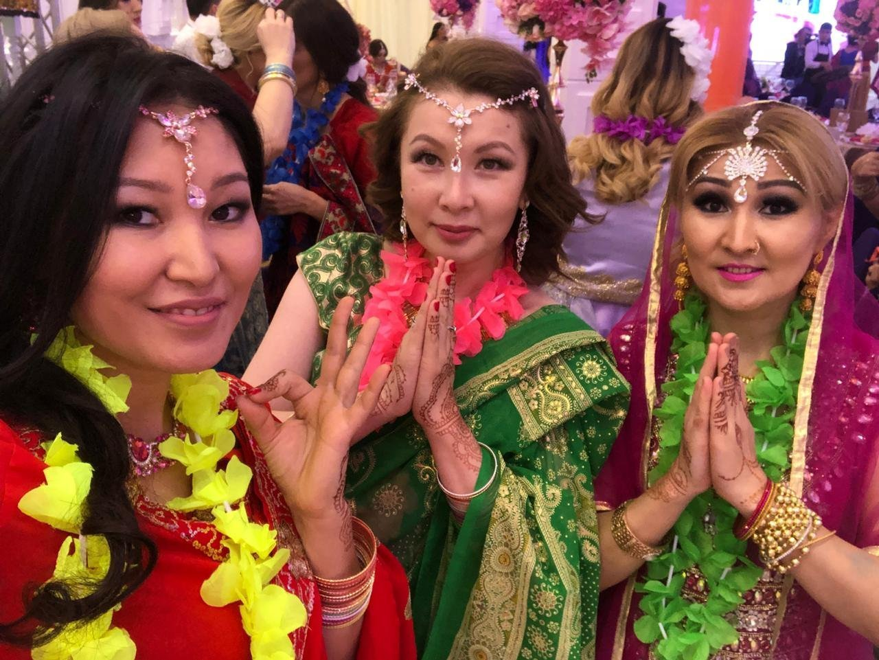 Грандиозная Bollywood party в Астане