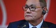 Президент AIBA Гафур Рахимов