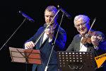 Концерт Михаила Казиника в Астане