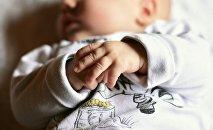 Младенец, иллюстративное фото