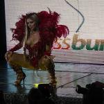 Участница конкурса Мисс Бумбум-2018 в Бразилии