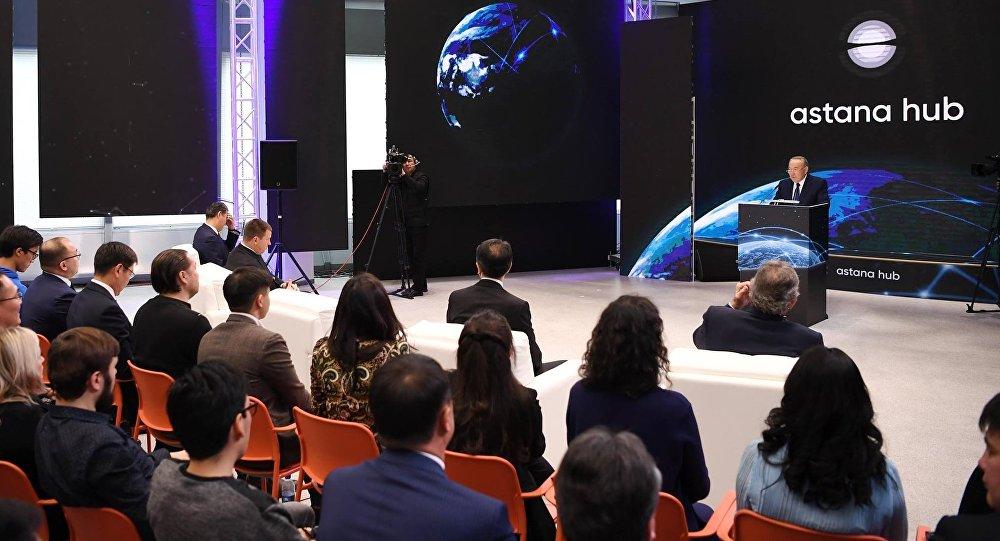 Президент принял участие в церемонии официального открытия Международного технологического парка IT-стартапов Астана Хаб