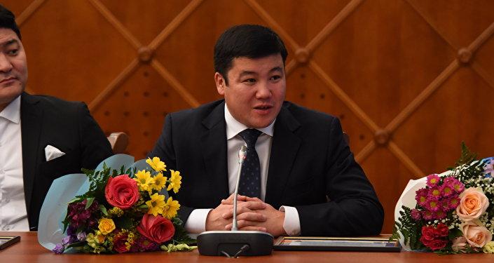 Турсунбек Кабатов