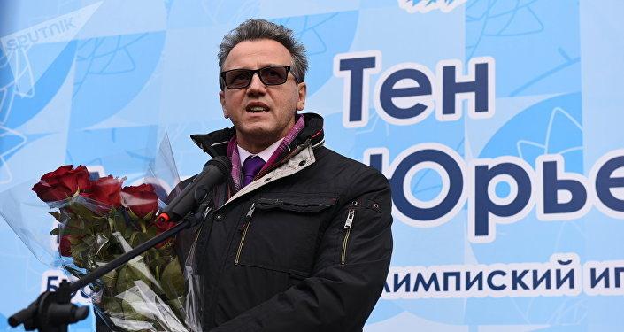 Ресей Федерациясының бас консулы Евгений Бобров