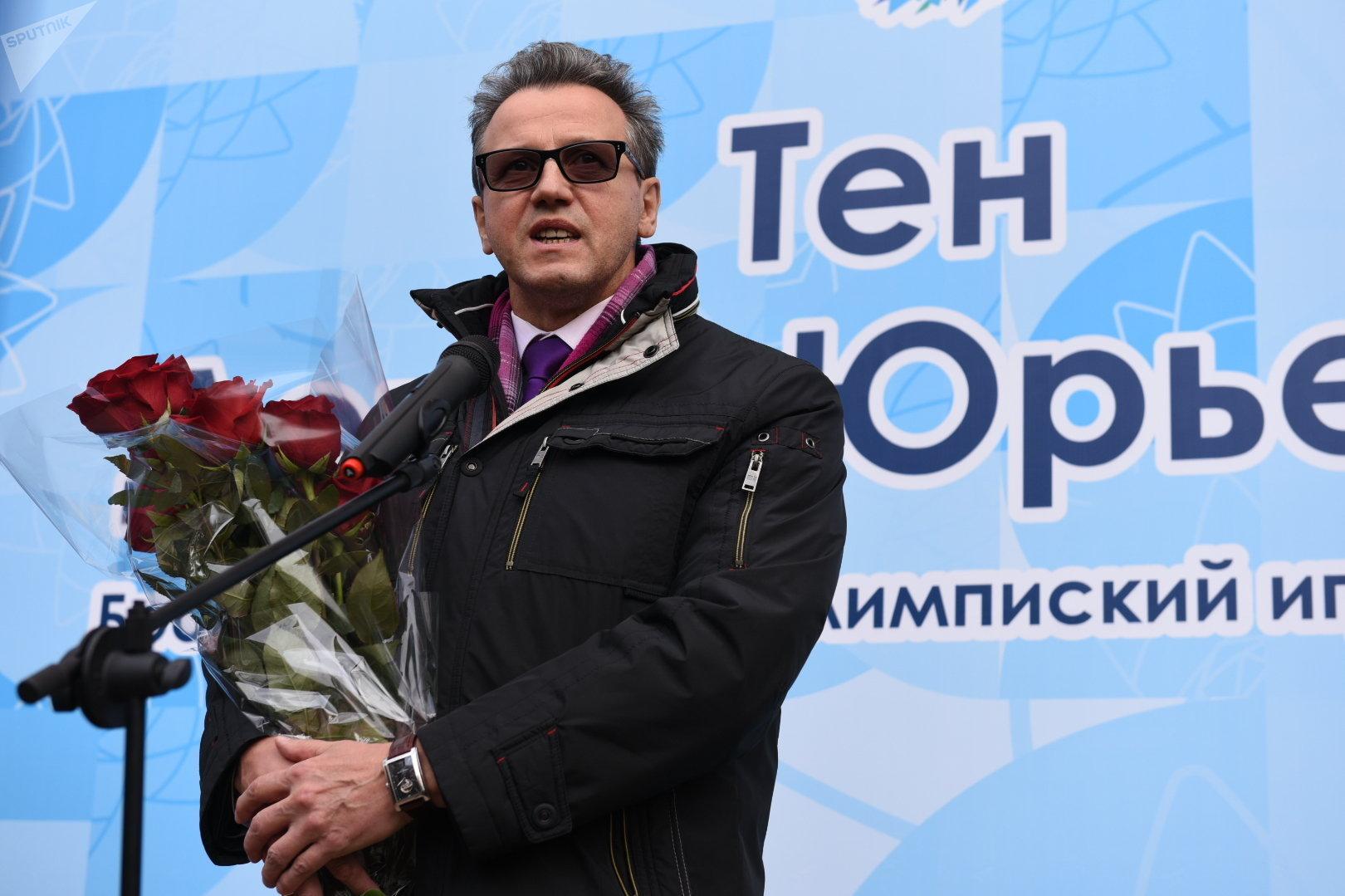 Генеральный консул Российской Федерации Евгений Бобров