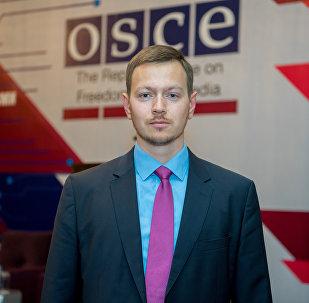 Руководитель проектов дирекции по коммуникациям и связям с общественностью МИА Россия сегодня Игорь Наймушин