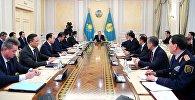Заседание Совета Безопасности под председательством Главы государства