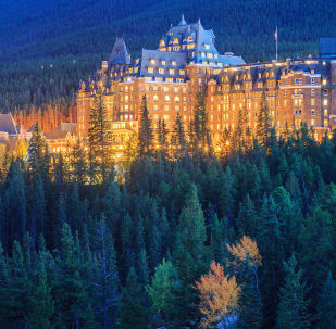 Отель Fairmont Banff Springs Hotel l в Канаде