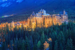 Отель Fairmont Banff Springs Hotel l в Канаде