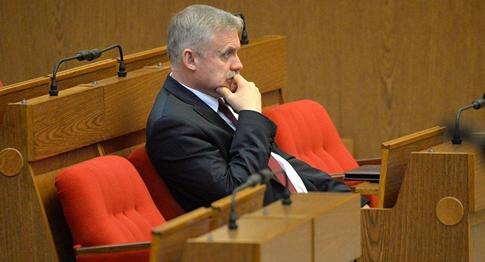 Беларусь Қауіпсіздік кеңесінің мемлекеттік хатшысы Станислав Зась