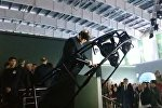 VR симулятор полетов над Южным Казахстаном