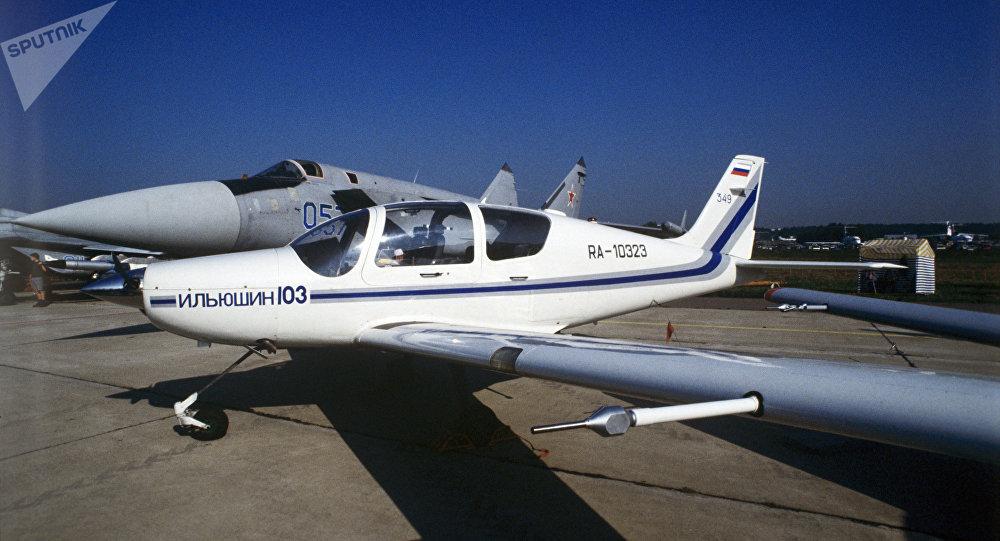 Легкий многоцелевой самолет ИЛ-103