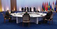 Заседание Совета коллективной безопасности ОДКБ в Астане