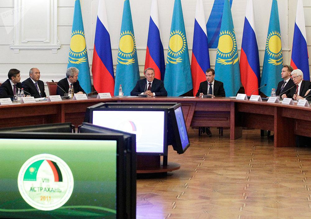 VIII Форум межрегионального сотрудничества России и Казахстана