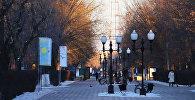 Петропавловск, виды города