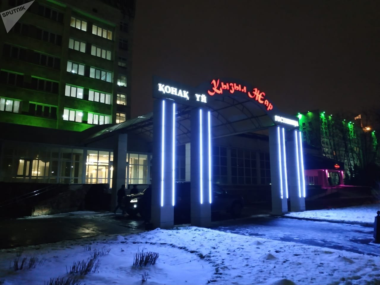Петропавл қаласындағы Қызылжар қонақүйі