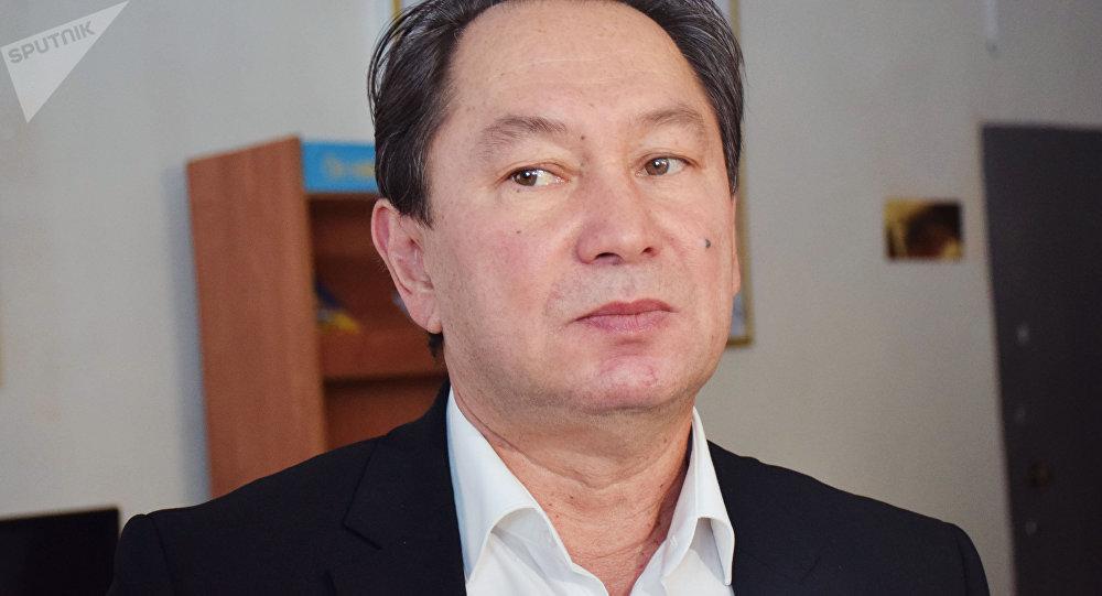 Юрий Тен - отец фигуриста Дениса Тена