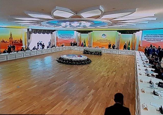 Зал Форума межрегионального сотрудничества