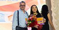 Тілші Айгөзел Қадыр Шабыт байқауында II орын және медаль алды