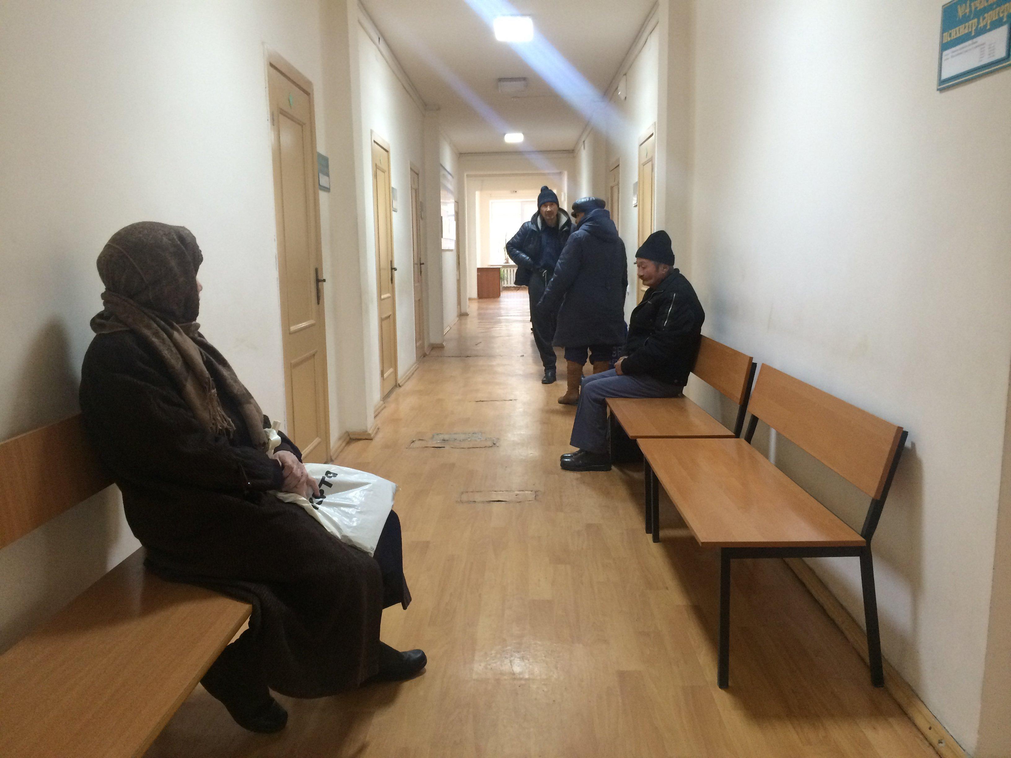Медицинский центр проблем психического здоровья Астаны